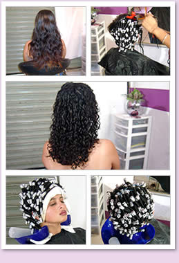 Hair Salon Perm :  Perm Makeovers My First Perm at the Salon Getting a First Perm ...